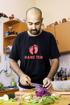 Delon Weerasinghe: A Carnivore in the Kitchen