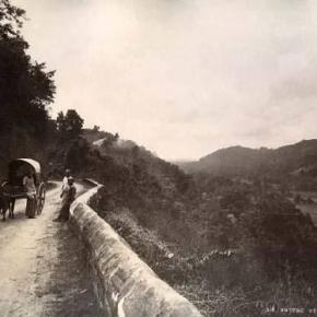 Frederick Medis and Srilal Perera: Further along the old Kandy road