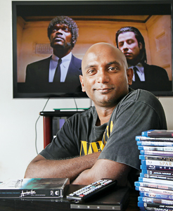 Prasad Pereira: Mad about the Movies
