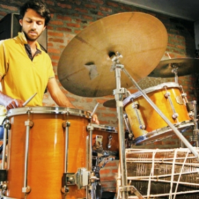 Sumudi Suraweera: To the Beat of a DifferentDrum
