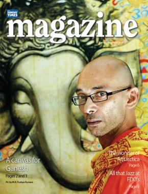 Mahen Chanmugam: Under the Gaze ofGanesh
