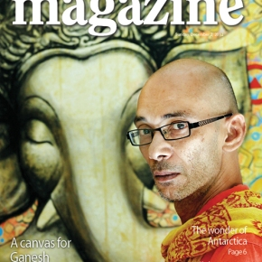 Mahen Chanmugam: Under the Gaze of Ganesh