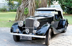 Asgi Akbarally: Every Vintage Car has a Story