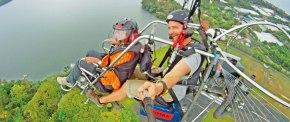 Mark Silverberg: A Para-motoringexpedition