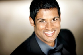 Sean Panikkar: An Asian in the Opera