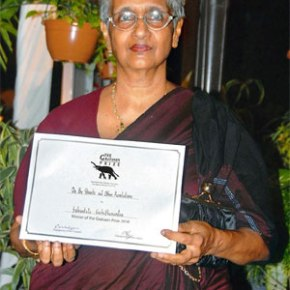 Sakuntala Sachithanandan: GoodnessGratiaen