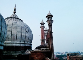 A Very Touristy Delhi: Part 1