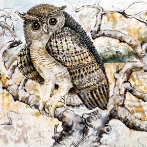 Laki Senanayake: Laki's owls all flock together