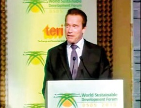 Arnold Schwarzenegger: From Terminator 5 to 'green' champion