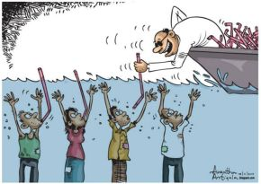 Awantha Artigala: Sri Lanka's QuietCartoonist
