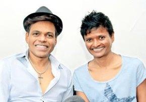 Jayanthi Kuru-Utumpala and Johann Peiris: On top of theworld