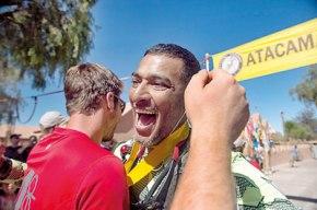 Two Sri Lankans make history with an AtacamaCrossing