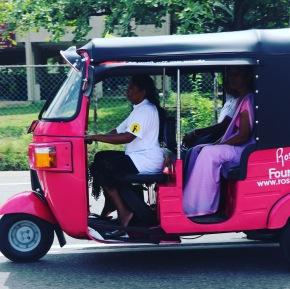 The pink tuk-tuks of Sri Lanka empowering and protectingwomen