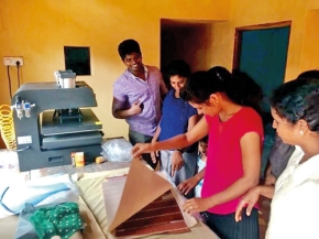 Randika Jayasinghe: Waste for Life