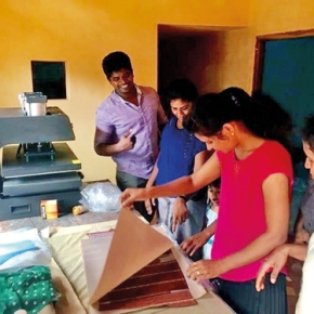 Randika Jayasinghe: Finding community-based solutions for waste management