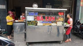 Discovering the heart of Vietnam in bánhmì