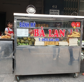 Discovering the heart of Vietnam in bánh mì