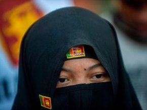 Facing the many challenges of a burqa ban after the Easter SundayAttacks