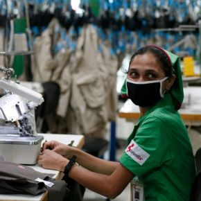 A Pillar Of Sri Lanka's Economy, Garment Workers Ostracised After A Covid Outbreak At A Factory